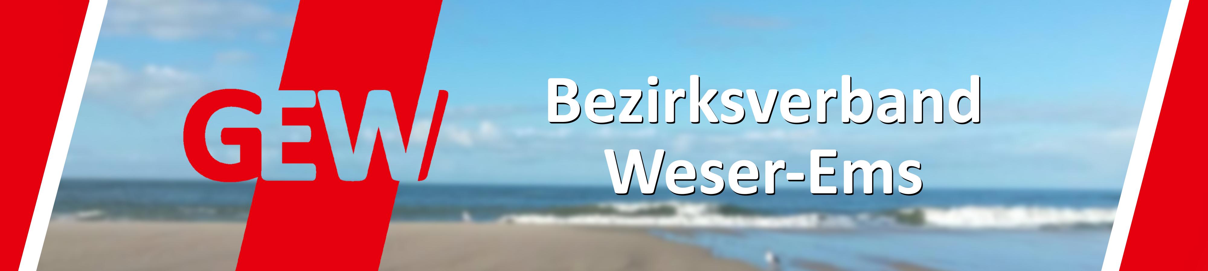 GEW Bezirksverband Weser-Ems