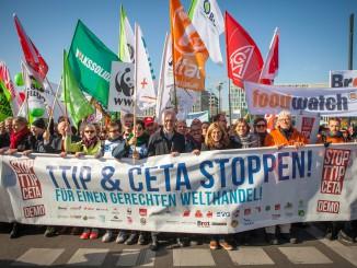 Bild: Jakob Huber @ Flickr - http://ttip-demo.de/